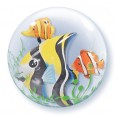 Seaweed Tropical Fish Bubble Balloon