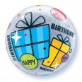 Birthday Fun and Funky Gifts Bubble Balloons