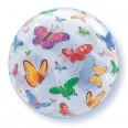 Butterflies Bubble Balloon