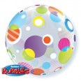 Polka Dots And Dots Bubble Balloon