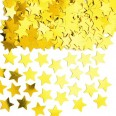 Small Gold Star Confetti