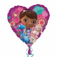 Doc McStuffins Love Foil Balloon