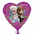 Frozen Love Heart Foil Balloon