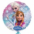 Frozen Holographic Foil Balloon