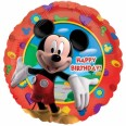 Mickey's Clubhouse Birthday Foil Balloon