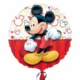 Micke Mouse Portrait Foil Balloon