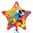 Mickey Mouse Rockstar Foil Balloon