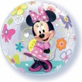 Minnie Mouse Bow Tique Bubble Balloon