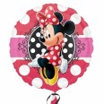 Minnie Mouse Portrait Foil Balloon