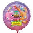 Moshi Monsters Happy Birthday Foil Balloon