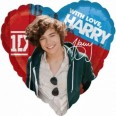 One Direction Harry Styles Foil Balloon