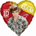 One Direction Liam Payne Foil Balloon