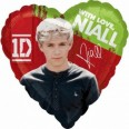 One Direction Niall Horan Foil Balloon