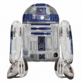 R2D2 Airwalker Foil Balloon