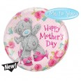 Mother's Day Me To You Bear Foil Balloon