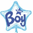 Baby Boy 3D Effect Supershape