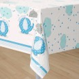 Blue Elephant Table Cover