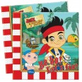Jake & The Neverland Pirates Napkins