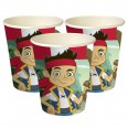 Jake & The Neverland Pirates Cups