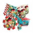 Jake & The Neverland Pirates Basic Party Pack