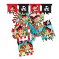 Jake & The Neverland Pirates Deluxe Party Pack