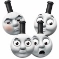 Thomas the Tank Engine Masks