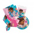 Doc McStuffins Basic Party Pack