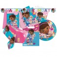 Doc McStuffins Deluxe Party Pack