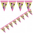 Minnie Mouse Flag Banner