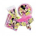Minnie Mouse Basic Party Pack