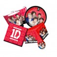 One Direction Basic Party Pack