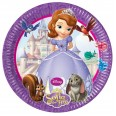 Sofia The First Plates