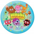 Moshi Monsters Plates