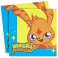 Moshi Monsters Napkins