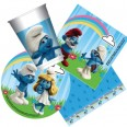 The Smurfs Basic Party Pack