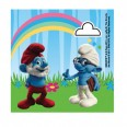 The Smurfs Napkins