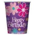 Birthday Blossom Cups