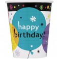 Breezy Birthday Cups