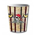 Red Pirate Cups