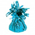 Light Blue Foil Balloon Weight