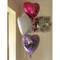 Personalised Foil Cluster